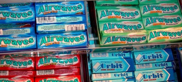 Is Chewing Gum Good For Teeth?