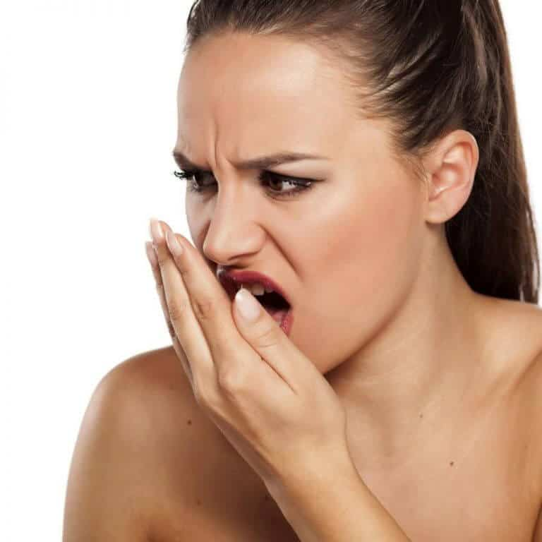 The Top 6 Causes of Bad Breath